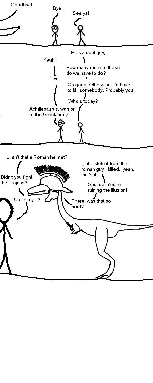Achillesaurus