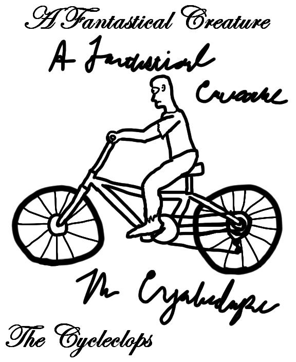 Fantasticreature week - Cycleclops