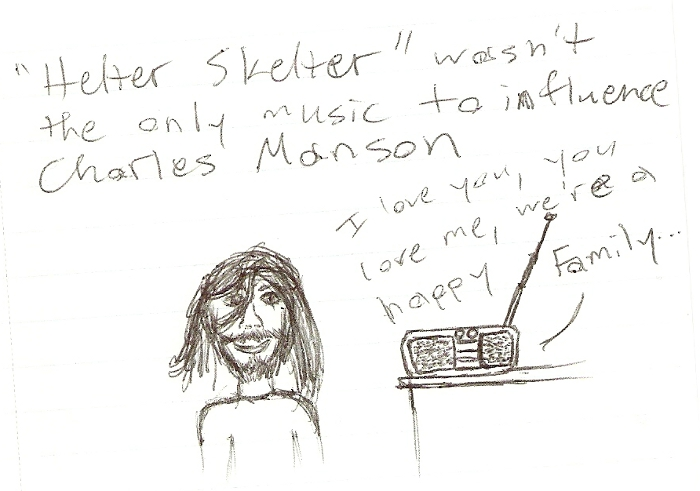 Manson's other Influence