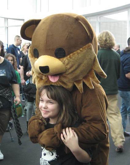 ECCC weekend - Pedobear