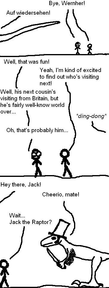 Jack the Raptor