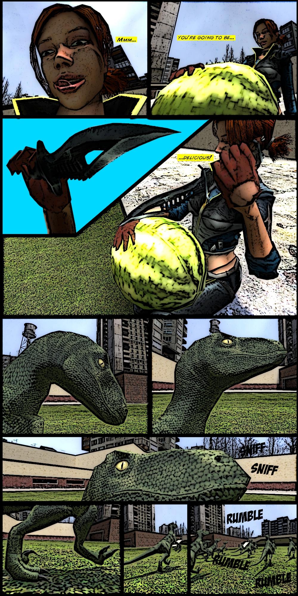 RaptorMelons #1