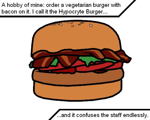 Hypocryte Burger