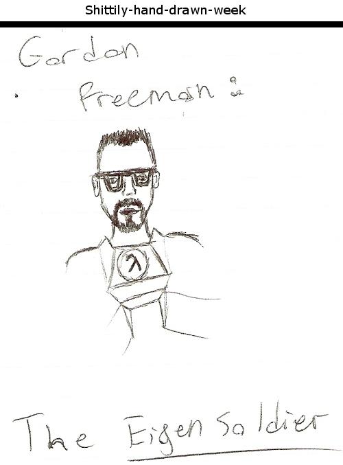 Gordon Freeman: Eigensoldier